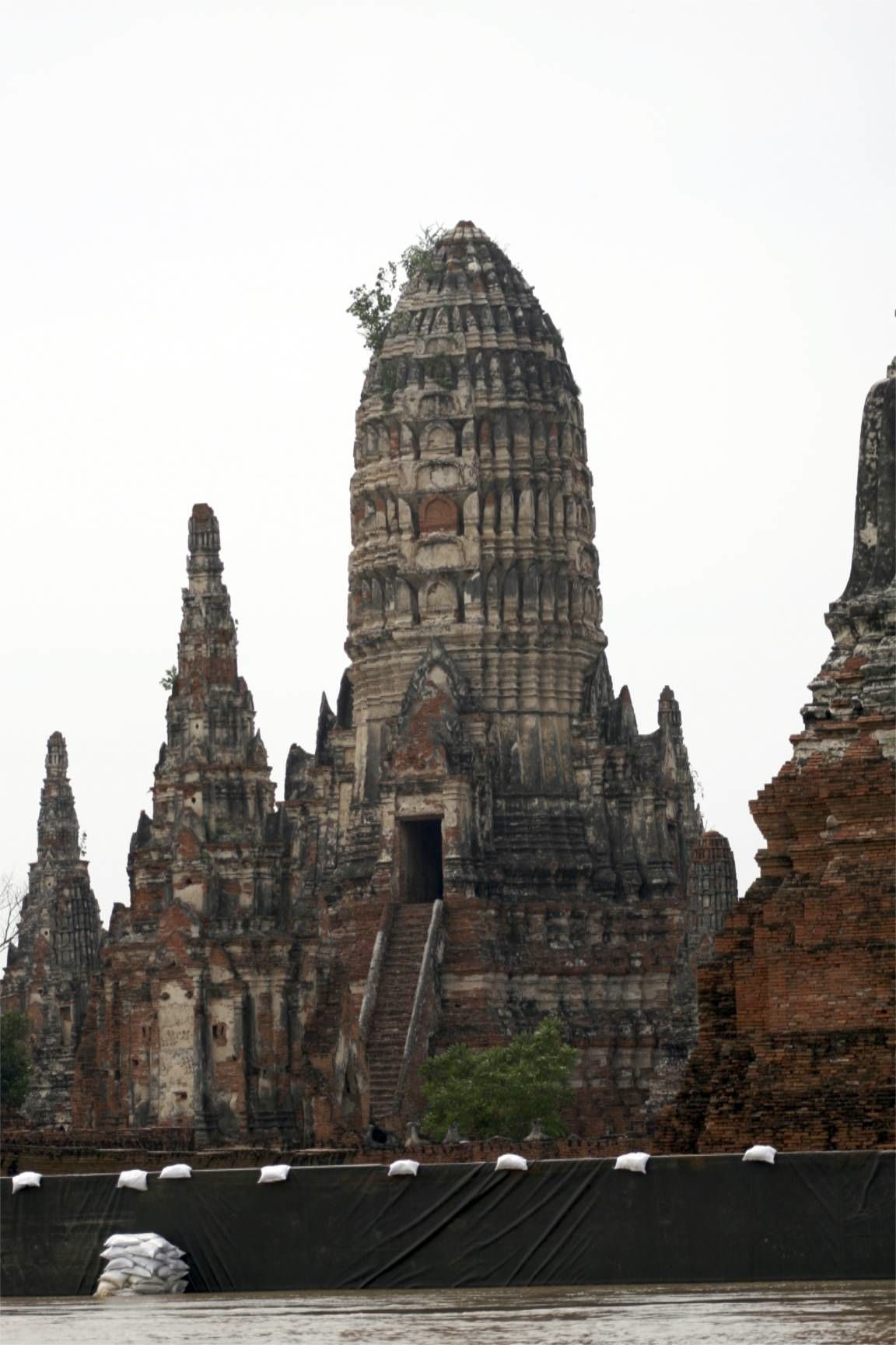 The Wats of Ayutthaya
