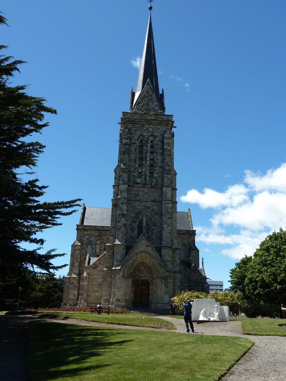 The Church in Bariloche