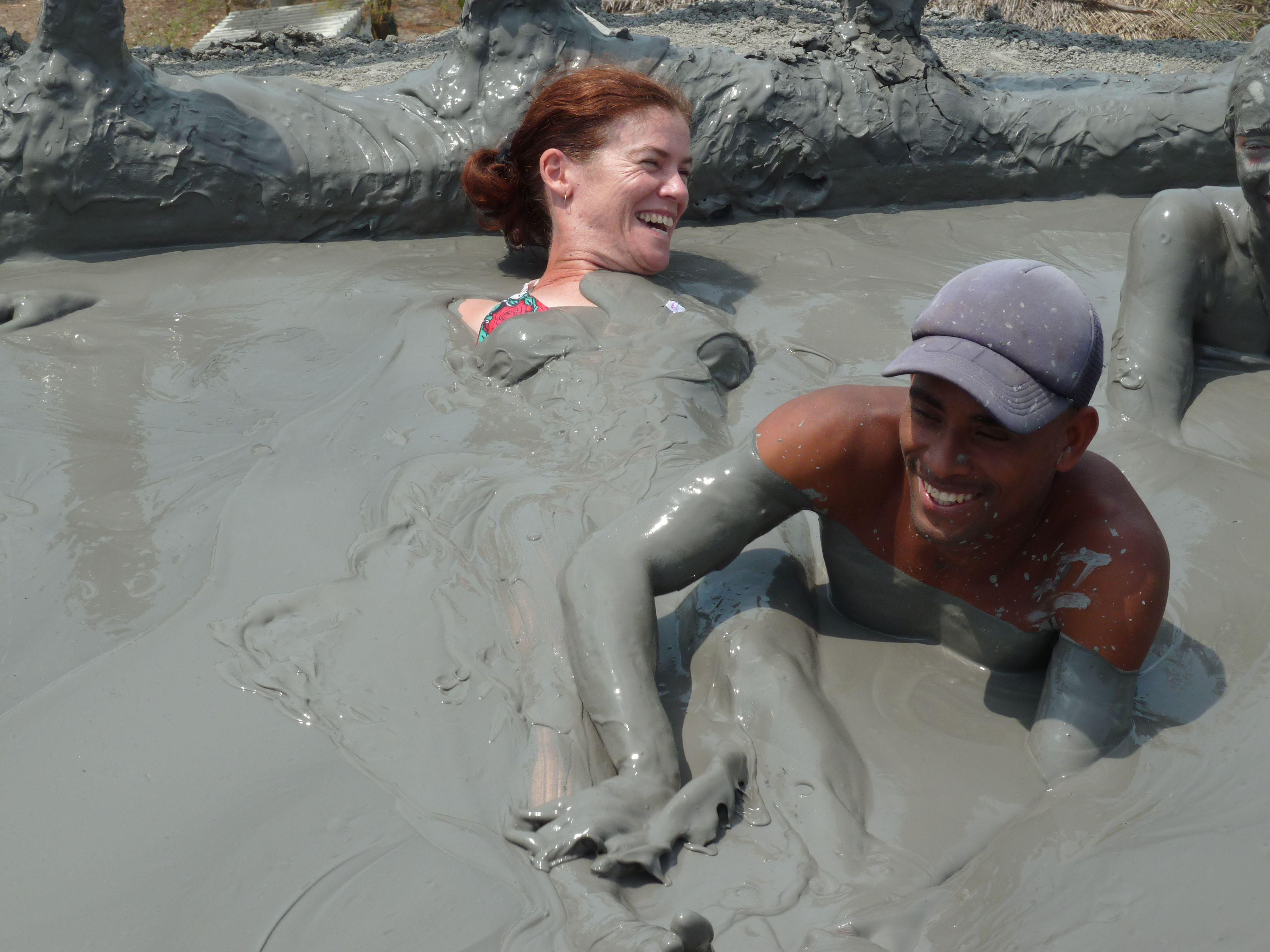 Mud Bath, Colombian Style