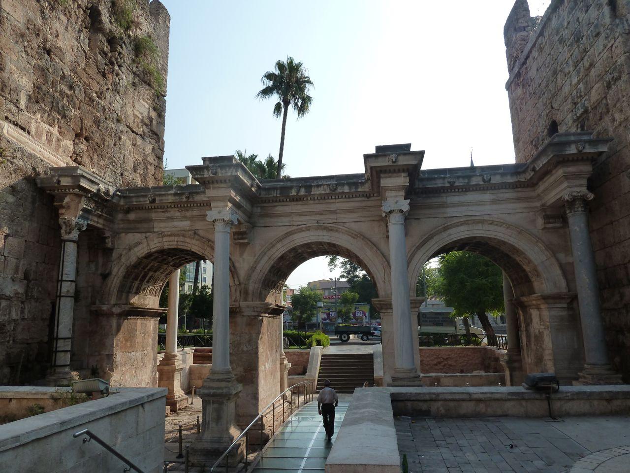 Hadrians Gate