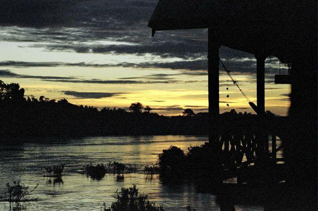 Islands Sunset