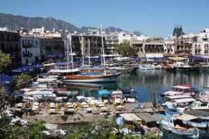 Kyrenia Harbour, Cyprus 2015