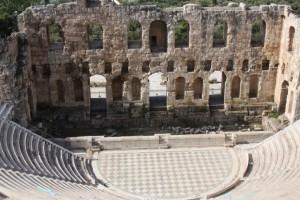 Athens 2015 Amphitheatre