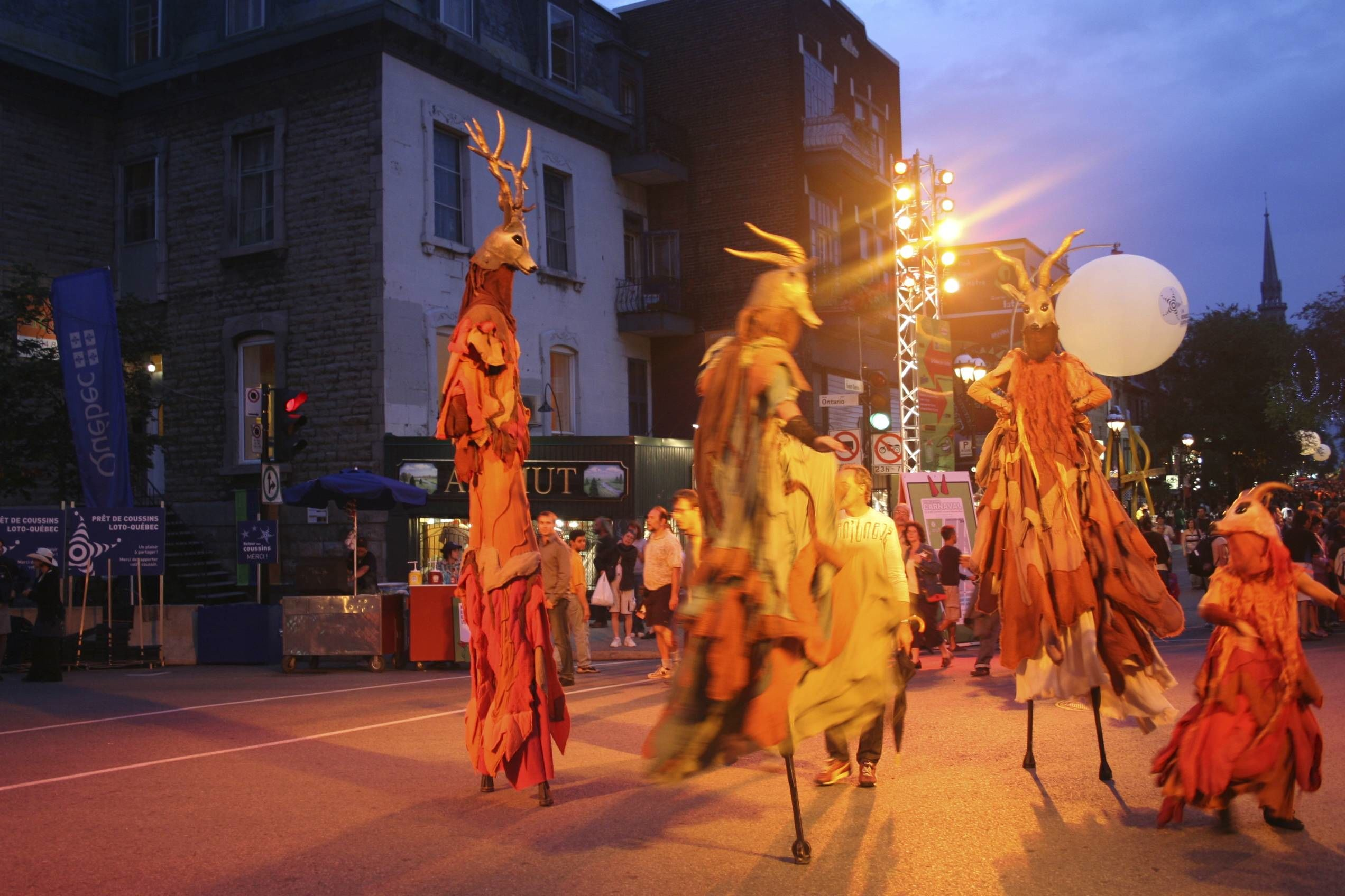 Montreal Street Festival