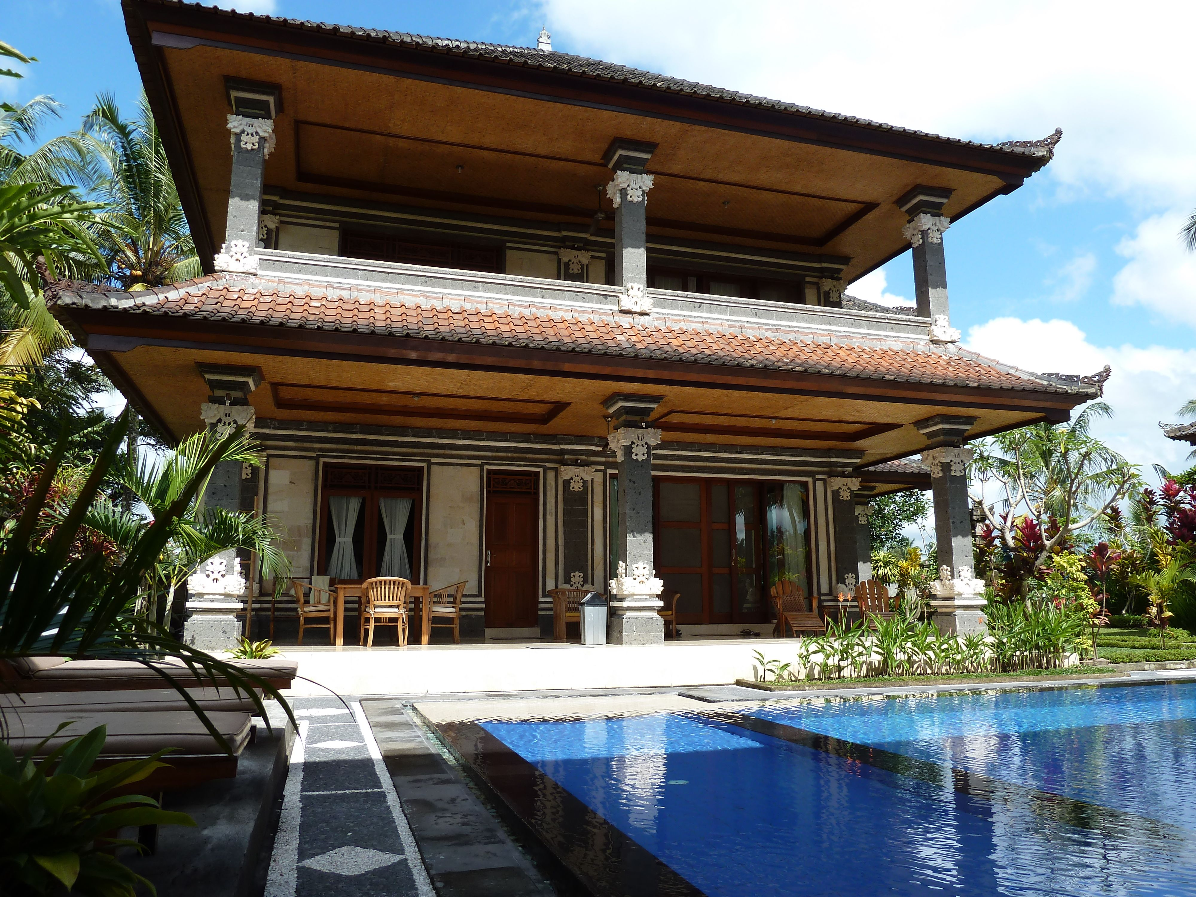 The Villa at Ubud