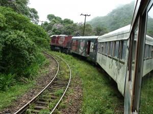 The Serra Verde Express