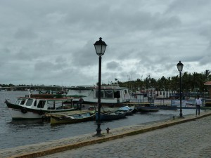 The Port of Paranagua