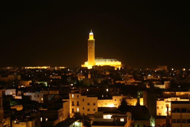 Casablanca by Night