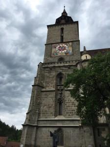 The Black Church, Brasov, Romania 2015