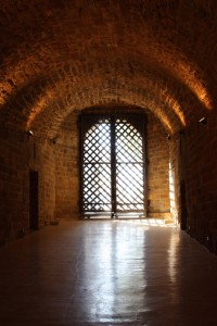 Inside Famagusta Gate, Segway Tour Old Nicosia City, Nicosia Cyprus 2015