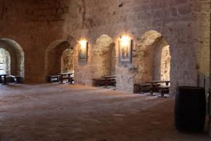 Inside Kyrenia Castle, Kyrenia, Cyprus 2015