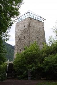 The Black Tower, Brasov, Romania 2015