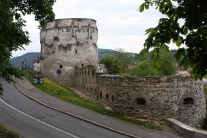 Walking around the old town, Brasov, Romania 2015